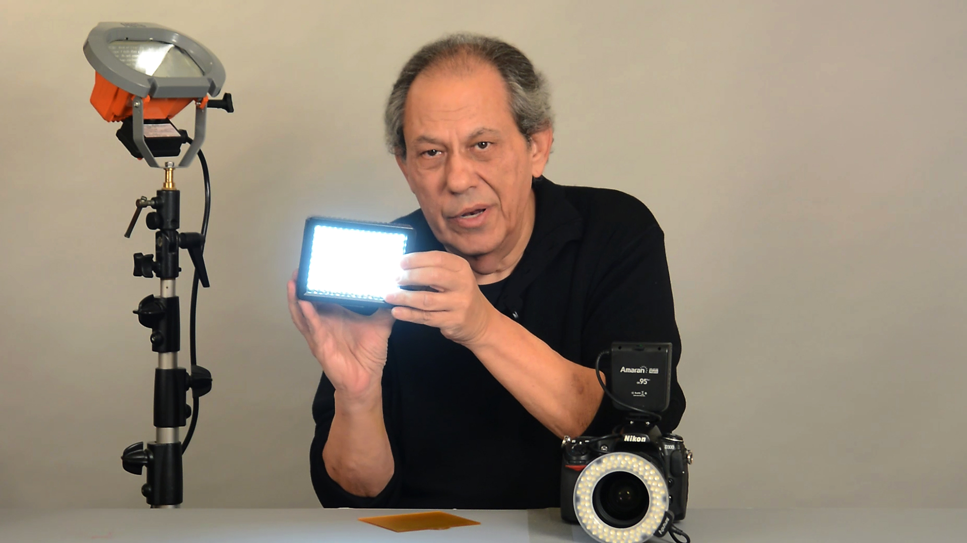 Working With Cheap Lights
