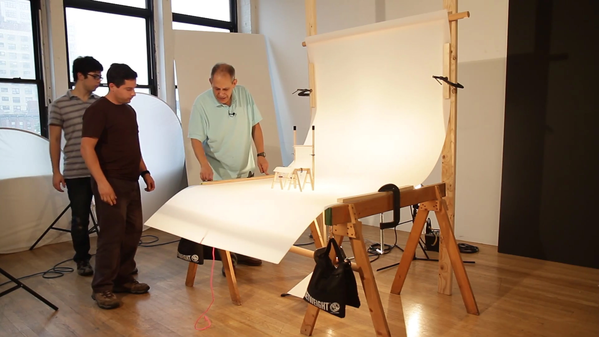 Learn How to Build a Light Table