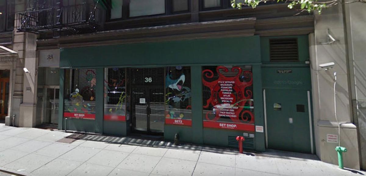 Set Shop NYC